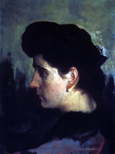 Félix Lafuente Tobeñas, Maestros españoles del retrato, Pintor Español, Pintores españoles