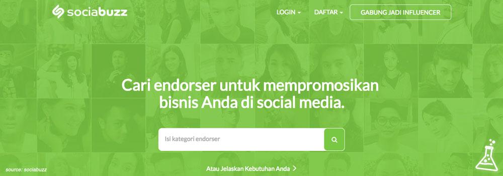 SociaBuzz Membantu Mempromosikan Produk dan Jasa dengan Influencer Marketing bagi Bisnis Online