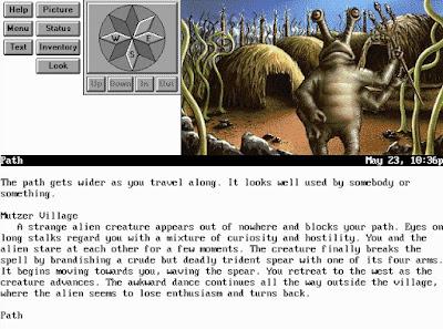 Videojuego Frederik Pohl's Gateway - PC