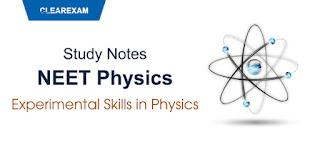 Experimental Skills in Physics