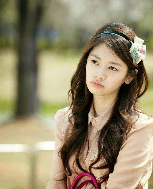 Jung So Min Playfull Kiss