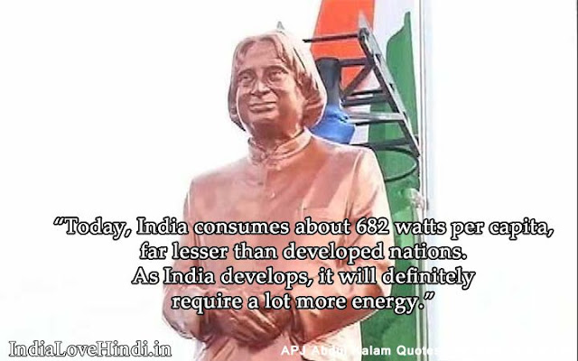 abdul kalam thoughts in english