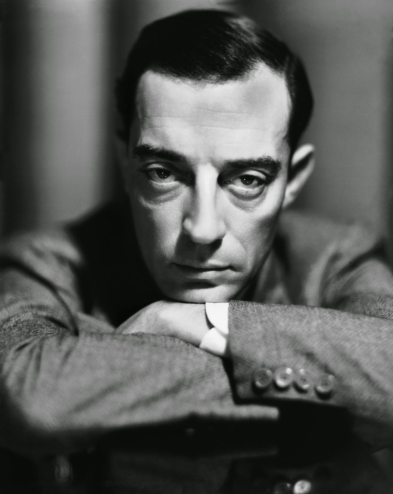 Buster Keaton silent comedian MGM documentary