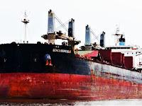 Antisipasi Virus Corona, Kapal Asal China Beserta 21 ABK nya Diisolir di Pangkep