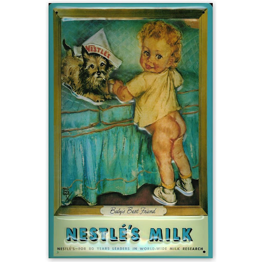 Nestle milk babies formula food multinational