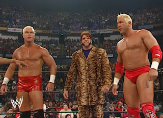 WWE Judgement Day 2002 - Billy & Chuck vs. Rico