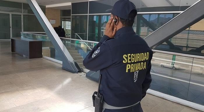 SE BUSCA PERSONAL DE SEGURIDAD CON Y SIN SECUNDARIO COMPLETO