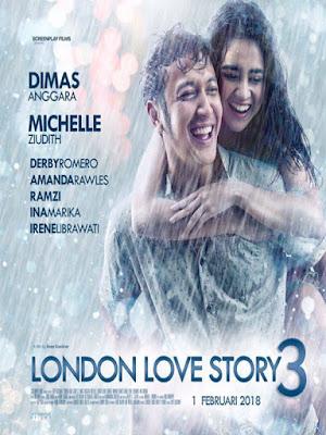 Sinopsis Film London Love Story 3 - Akhir Kisah Cinta Dave dan Caramel