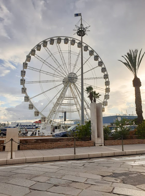Ruota panoramica di Cagliari