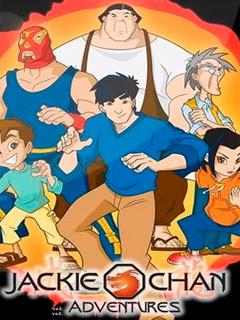 Assistir As Aventuras De Jackie Chan Online