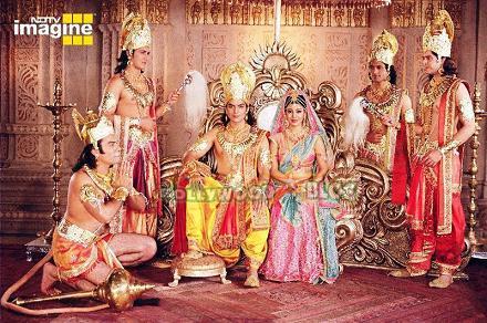 Bijoy Momaya: My Journey from Ramayan to Pavitra Rishta :P