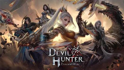 Devil Hunter: Eternal War - How To Play on PC with Android Emulator