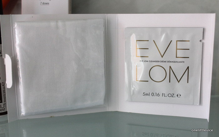Eve Lom Cleanser: one little vice beauty blog