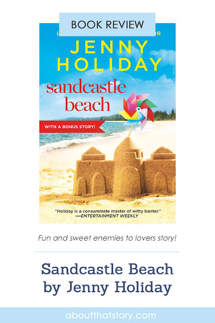 Book Review: Sandcastle Beach by Jenny Holiday | About That Story