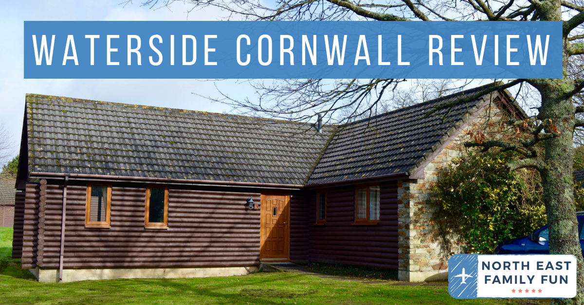 Waterside Cornwall Review | Self-Catering Lodges Near The Eden Project
