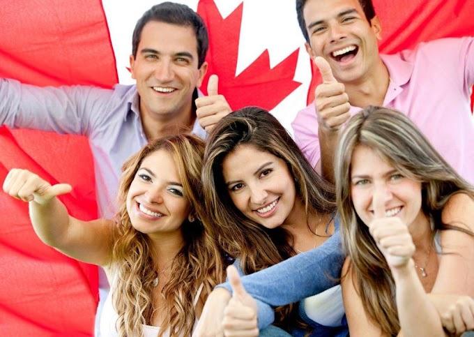 اللجوء الى كندا  2021