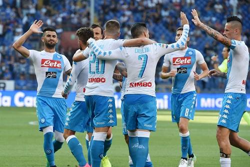 Napoli thi đấu kém hiệu quả và liên tiếp nhận bàn thua đau