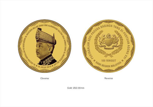 syiling peringatan emas
