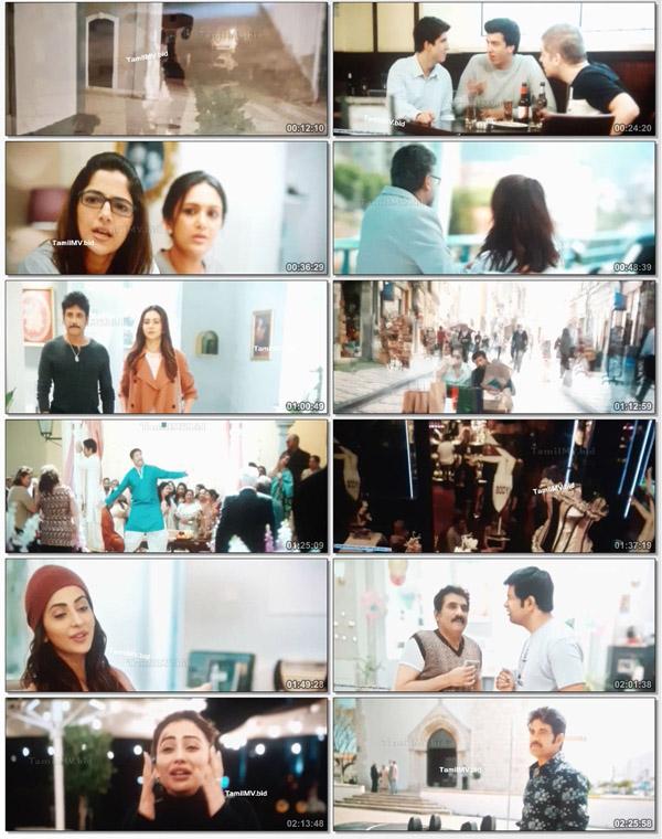 Download Manmadhudu 2 2019 Telugu Movie PreDVD 720p 1.4GB movie
