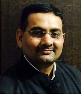 पूविवि के डा. अमरेन्द्र को मिली फेलोशिप | #NayaSaberaNetwork