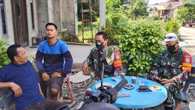 Komitmen TNI Membantu Pemerintah Daerah Melalui Program TMMD Ke-111 Kodim 1207/Pontianak