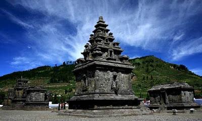 Candi Arjuna, Dataran Tinggi Dieng
