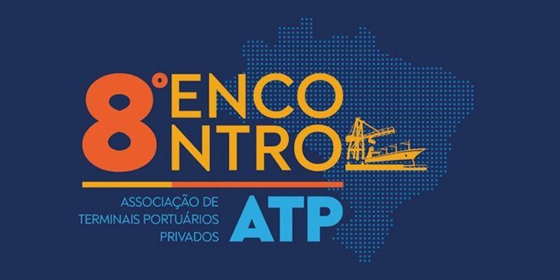 O 8º Encontro da Associação de Terminais Portuários Privados terá transmissão ao vivo
