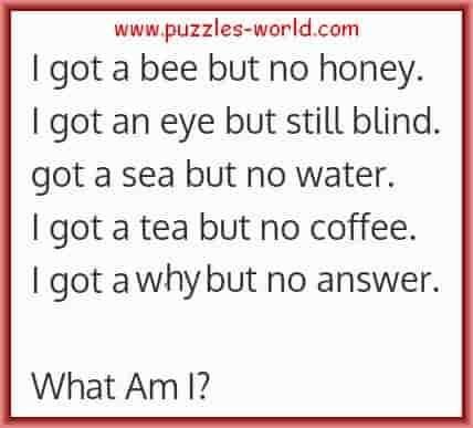 i got a bee