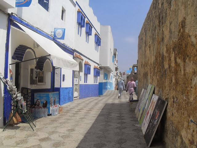 Qué ver en el pueblo de Asilah, Marruecos