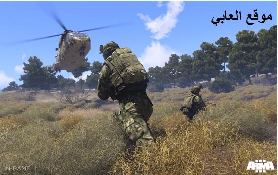 تحميل لعبة ارما 3 العسكرية للكمبيوتر والاندرويد برابط مباشر Download arma 3 game