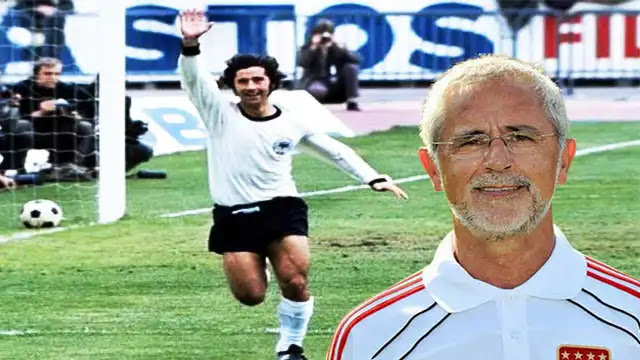 خبر علجل: وفاة أسطورة كرة القدم الألمانية غيرد مولر