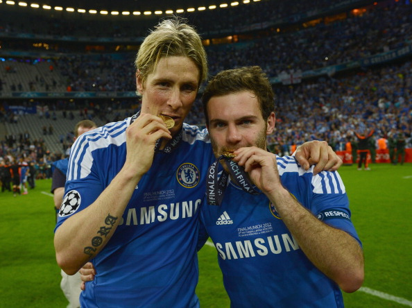 The worst moment in my career': Juan Mata opens up about his time at Chelsea