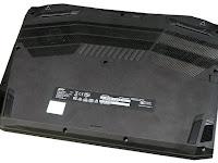 Bongkar Laptop Gaming Acer Nitro 5 AN-515-55 (2020), Upgrade HDD/SSD M.2, RAM, dan Ganti Baterai