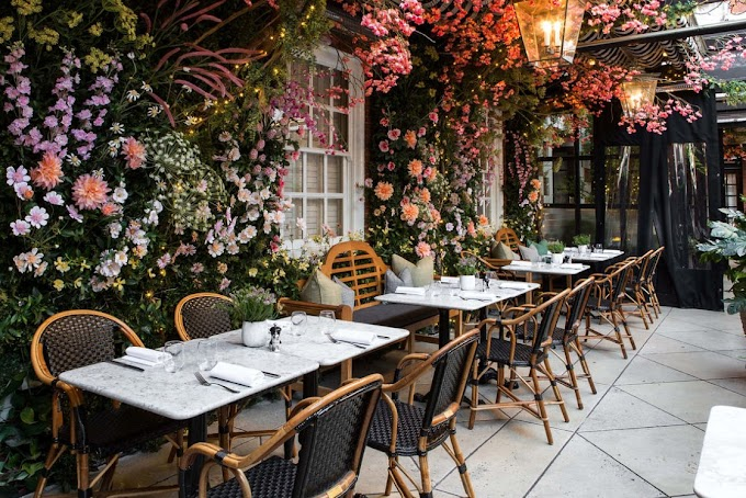 To Visit: Dalloway Terrace, London
