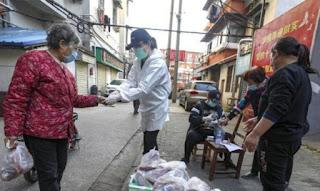 Wabah Corona Mereda di Wuhan, China Segera Cabut Status Lockdown