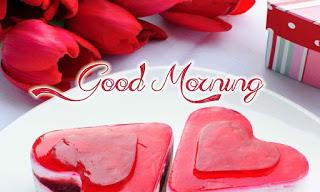 morning love image