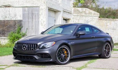 2020 Mercedes-AMG C63 S Coupe