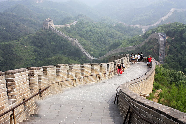 Great Wall of China, 7 Wonders of the world