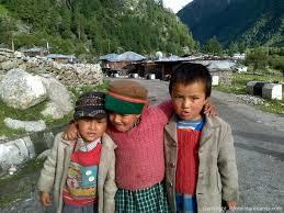 Beautiful Kinnauri Peoples.