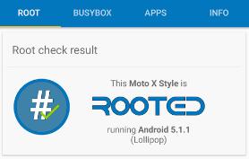 تطبيق  لمعرفة هاتفك  ما اذا كان  به صلاحيات الروت root ام لا