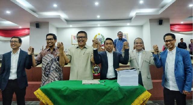 "Pansus Angket DPRD Sulsel Diduga ""Masuk Angin"", Berikut Himbauan Ni'matullah"