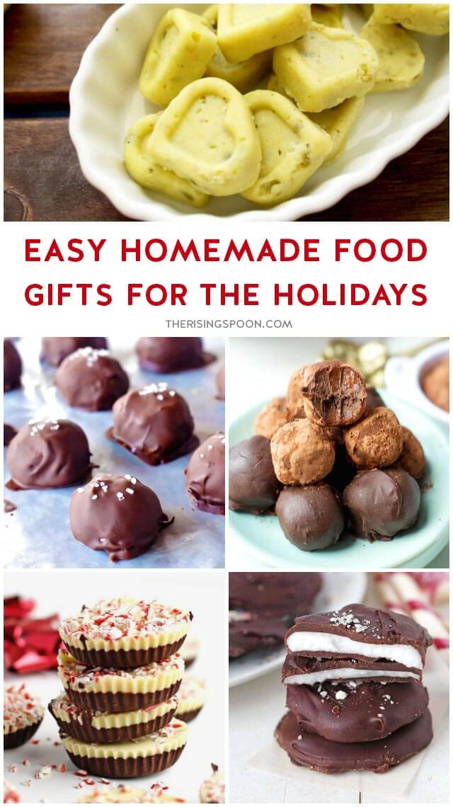70+ Edible Christmas Food Gifts Ideas (Easy & Simple)
