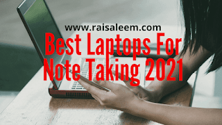 Best Laptop For Note Taking 2021
