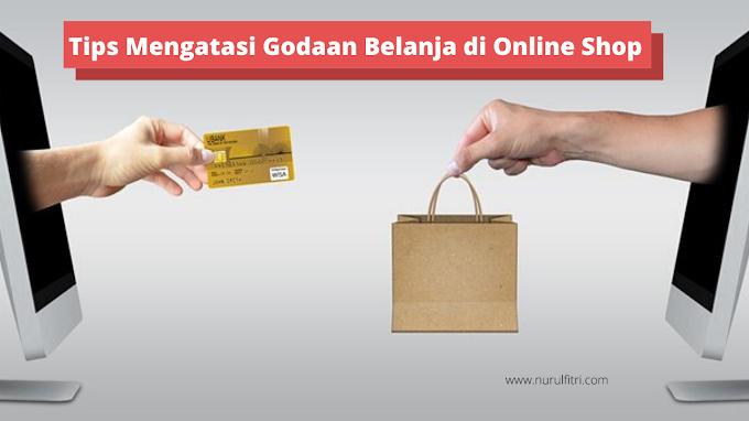Tips Mengatasi Godaan Belanja di Online Shop