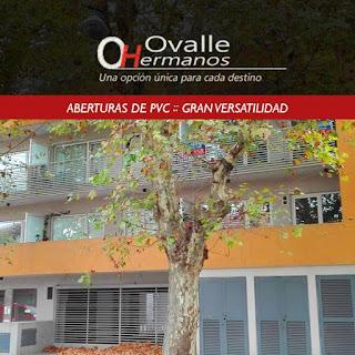Aberturas instaladas por Ovalle Hermanos