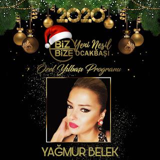 Biz Bize Yeni Nesil Ocakbaşı İstanbul Yılbaşı Programı 2020 Menüsü