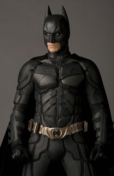 Traje de Batman en The Dark Knight (2008)