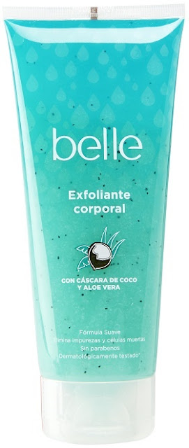 Gel Exfoliante Corporal belle