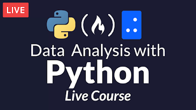 Free Course Data Analytics Real-World Projects using python 2020 Full Link Google Driver