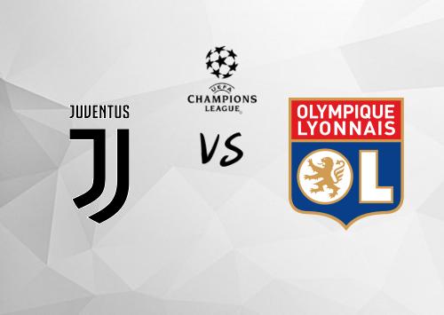 Juventus vs Olympique Lyonnais  Resumen y Partido Completo